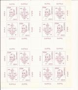 Kiliaan Sluitzegel 1529 -1979 8 Items  Met Aanhangsel - Rode Kleur - Duffel