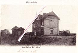 BEAUVECHAIN - La Station Du Vicinal - Bevekom