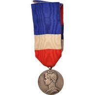 France, Ministère Du Commerce Et De L'Industrie, Medal, 1944, Excellent - Militares