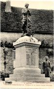 58. VIGNOL. LE MONUMENT AUX MORTS - France