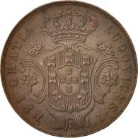 Azores, 5 Reis, 1880, Cuivre, KM:13 - Azores