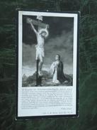 Bidprentje: Maria Vanthournout - Vanwalleghem Geboren Te Ardoye 1868 Overleden Te Meulebeke 1926    (2scans) - Religion & Esotericism