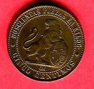 5 CENTAVOS   ( KM 53 ) TB+ 4 - [ 1] …-1931 : Royaume