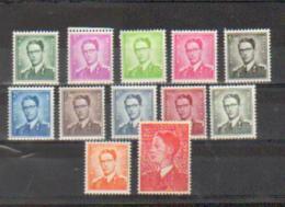 Belgique - 1958 - N° 1066/1075 - N. S. Ch. Cote : 365 €  à - De 20% : 70 € - Belgium