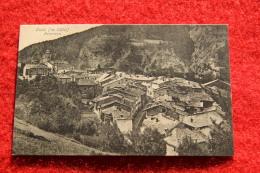 Oulx Ed. Pedrini Con Timbro CAI Oulx Hotel Meublè Torino - Andere Steden