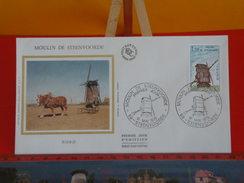 FDC > 1970-1979 > Le Moulin De Steenvoorde - 59 Steenvoorde - 12.5.1979 - 1er Jour. Coté 2 € - FDC