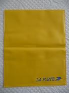 """Chéquier Au Logo De """"LA POSTE"""" (couleur Jaune) - Pubblicitari"""