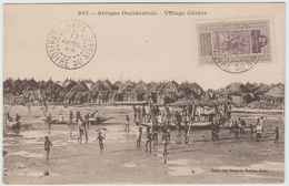 AFRIQUE OCCIDENTALE - VILLAGE CERERE - SENEGAL ? - Senegal