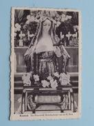 Ste-Rita-kerk Reliekschrijn Van De H. RITA ( Paters Augustijnen ) Anno 1956 ( Zie Foto Details ) !! - Kontich