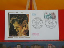 FDC > 1970-1979 > Victor Ségalen 1878-1919 - 29 Brest & Paris - 20.1.1979 - 1er Jour. Coté 1,80 € - FDC