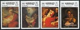 Kiribat 1989 Christmas ** MNH - Rubens