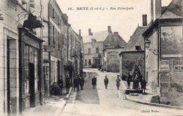 BETZ  -  Rue Principale - Francia
