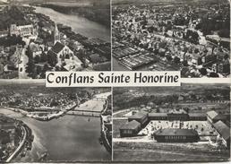 CPSM - CONFLANS STE HONORINE - Conflans Saint Honorine