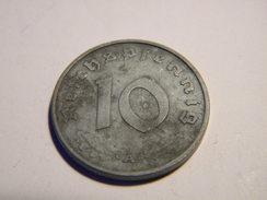 ALLEMAGNE - 10 REICHSPFENNIG 1941.A.