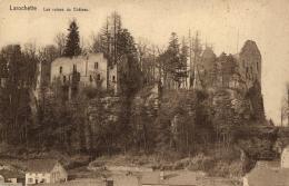 LUXEMBOURG - LAROCHETTE - Les Ruines Du Château. - Larochette