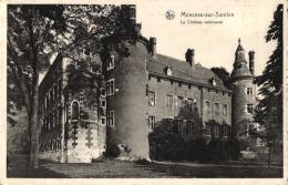 BELGIQUE - HAINAUT - CHARLEROI - MONCEAU-SUR-SAMBRE - Le Château Communal. - Charleroi