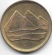 *egypte 5 Piastres 1984  Km 622.2 Unc - Egitto