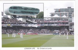 Cricket At Lords. England V. West Indies June 2007 ; London Life - Cricket