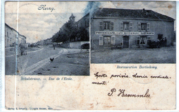 HERNY RESTAURANT PORTANSEIGNE CAFE RESTAURANT BARTHELEMY - France