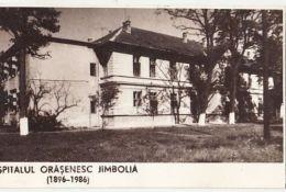 53423- JIMBOLIA- TOWN HOSPITAL - Romania