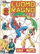 L'UOMO RAGNO GIGANTE -Serie Cronologica - Editore CORNO -N. 51 (240912) - L'uomo Ragno