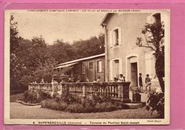 Les Salins De Brégille - Superbrégille - Terrasse Du Pavillon Saint-Joseph - Frankrijk