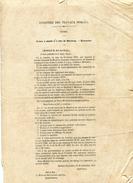 Bleyberg Plombières édit Du Roi Pour Extension Mine Et Site De Plomb 1879 - Historical Documents