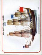 Modélisme NAVAL LE SAINT LOUIS 1626 - Other Collections