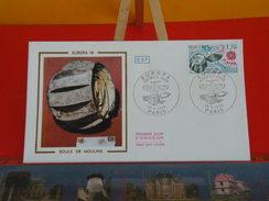 FDC > 1970-1979 > Europa CEPT 79. Boule De Moulins - Paris - 28.4.1979 - 1er Jour. Coté 1,10 € - 1970-1979