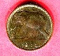 1 FRANC  ( KM 26 ) TB 3 - Zaïre (1971-97)