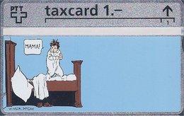 RTT - TAXCARD  //  Phonecard - Télécarte - Telefoonkaart  //  Winsor McKay (Little Nemo) - Zonder Classificatie