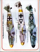 Modélisme AERONAUTIQUE MILITAIRE LE MESSERSCHMITT BF 109 G GUSTAV - Autres Collections