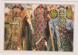 AFRIQUE,AFRICA,CAMEROUN,CAMEROON,ex Colonie Allemande Et Française,masque,BANDJOUN,BAMILEKE - Cameroun