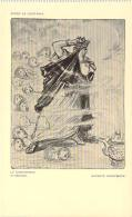 Militaria WW1 - Après La Lusitania, Le Chauchemar D'Hérode, Illustrateur Louis Raemaekers, Politique Patriotique - Oorlog 1914-18