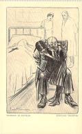 Militaria WW1 - Triomphe De Zeppelin, Illustrateur Louis Raemaekers, Politique Patriotique - Oorlog 1914-18