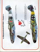 Modélisme AERONAUTIQUE MILITAIRE LE MESSERSCHMITT BF 109 G GUSTAV - Other Collections