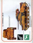Modélisme MILITAIRE BLINDE CHAR LE SHERMAN M4 A1 - Other Collections