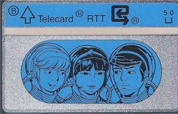 RTT - TELECARD  //  Phonecard - Télécarte - Telefoonkaart  // Roger Leloup (Yoko Tsuno) (3) - Zonder Classificatie