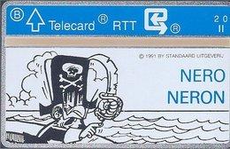 RTT - TELECARD  //  Phonecard - Télécarte - Telefoonkaart  // Marc Sleen (Tuizentfloot) - Zonder Classificatie