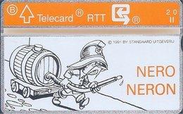 RTT - TELECARD  //  Phonecard - Télécarte - Telefoonkaart  // Marc Sleen (Clo-Clo Pheip) - Zonder Classificatie