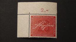 Germany - 1956 - Mi: 227**MNH - Look Scan - [7] République Fédérale