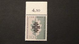 Germany - 1958 - Mi: 292**MNH - Look Scan - [7] République Fédérale