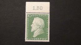 Germany - 1958 - Mi: 293**MNH - Look Scan - [7] République Fédérale