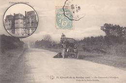 72. LA BELLE INUTILE CPA .CIRCUIT DE LA SARTHE  ANNÉE 1906. DE CONNERRE A MONTFORT - Altri Comuni