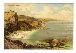 ANGLETERRE  /  ODDICOMBE  SANDS  ( Cornouailles ) / Tableau De Karl Paul Themistokles Von ECKENBRECHER / CPA  PRECURSEUR - Scilly Isles