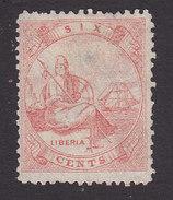 Liberia, Scott #13, Used, Liberia, Issued 1866 - Liberia