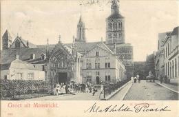 GROET UIT MAASTRICHT PAYS BAS NETHERLANDS - Maastricht
