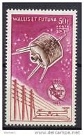 Wallis & Futuna 1965 Space ITU Stamp MNH