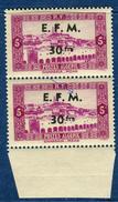 France / Algérie - Variété N°Yvert Télégraphe 1     Voir Scans Recto Et Verso  Réf. D 161 - Algérie (1924-1962)