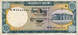 20   TAKA  -  BLANGLADESH  /  Anno: 2011 - Bangladesh